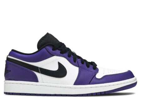 \Air Jordan 1 Low 'Court Purple'